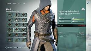 Assassin's Creed: Unity Character Customization and ...