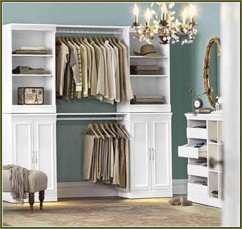 Decorative Walmart Rubbermaid Closet Organizer