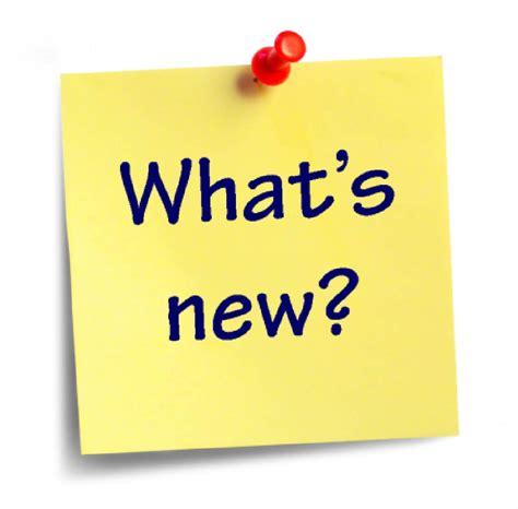 So, What's New?  Rotsaert Dental Laboratory Services Inc