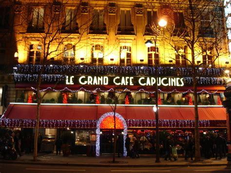 bureau de change boulevard des capucines le grand café capucines café in travel guide