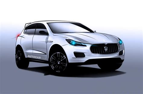 Maserati Begins Development Of New Levante Suv