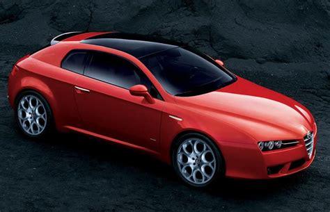 Alfa Romeo Brera : Alfa Romeo Brera Review