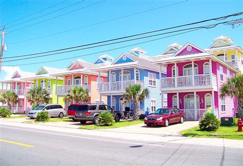 Häuser In Usa by Wie Hei 223 En Diese Bunten H 228 User In Den Usa Beverly
