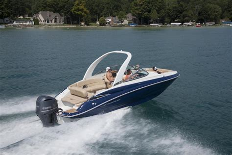 Crownline Boats Reviews by 2018 Crownline E26 Xs Review Boats