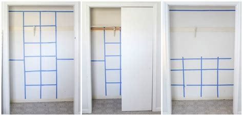 Closet Redesign by How To Build Cheap And Easy Diy Closet Shelves Lovely Etc