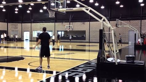 spurs practice  youtube
