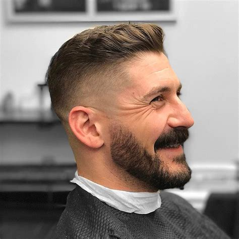 hairstyle men gentleman haircut