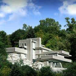 home interior and exterior designs falling water fallingwater guggenheim museum the robie