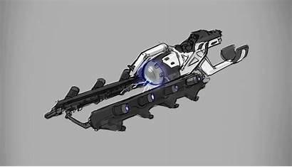 Gun Lightning Concept Sci Doom Unreal Gooba