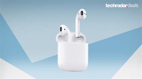 apple airpods sale best deals in september 2019 the cheapest airpod prices sales and deals in june 2019 techradar
