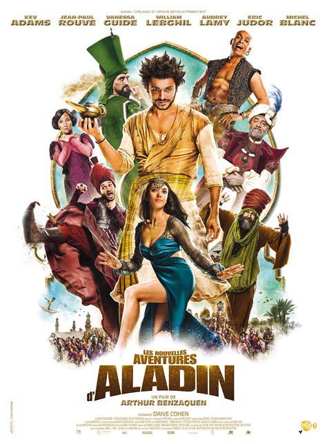 les nouvelles aventures d aladin 2014 allocin 233