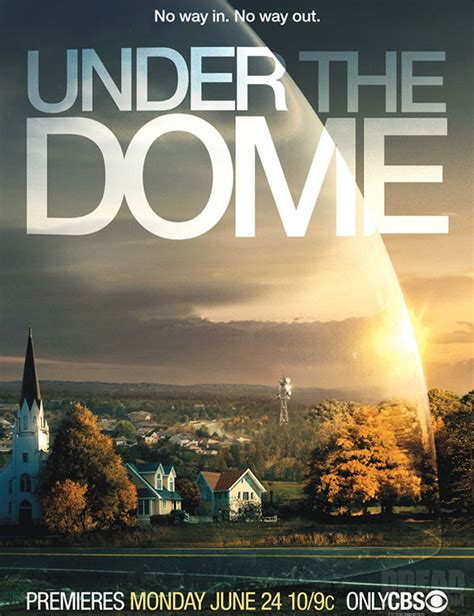 La Cupola Stephen King by The Dome Extratime
