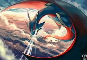 Pokemon : Mega Salamence by Sa-Dui on DeviantArt