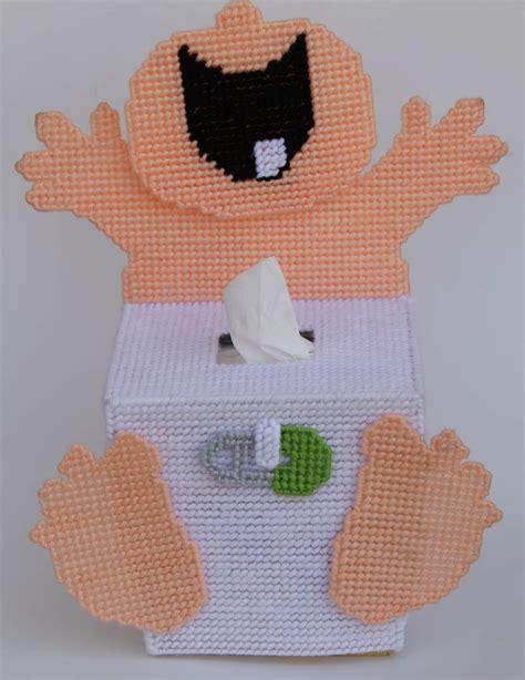 Plastic Canvas Tissue Box Patterns