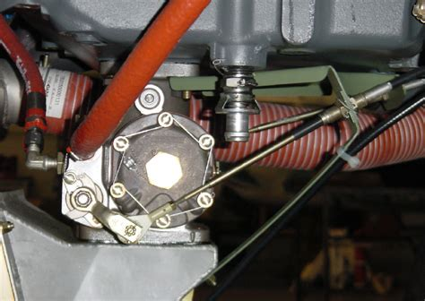 Broken Throttle Cable With Conventional Three