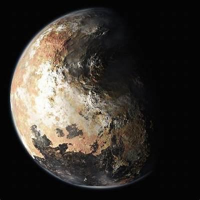 Зонд NASA передал новые снимки Плутона / ГОРДОН