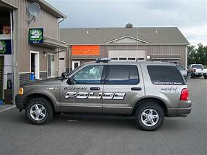 Police Car Graphics for Bozeman Police Department - Signs ...
