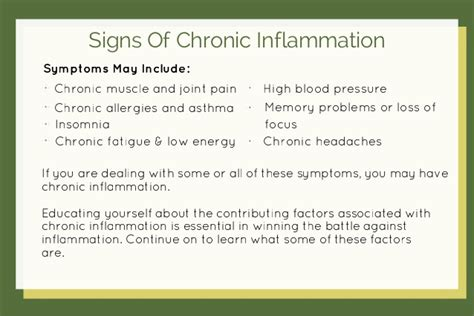 fight chronic inflammation naturally
