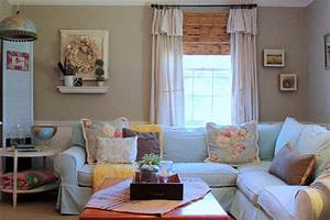 My Houzz Vintage Farmhouse Style Shabby Chic Style