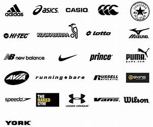 best 25 sports brand logos ideas on pinterest dj sport With clothing brand logo maker