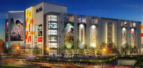 dlf mall  india sector  noida greater noida