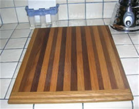 wood cutting board  woodworking plans  lees wood