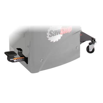 sawstop mb pcs 000 integrated mobile base for pcs175 and