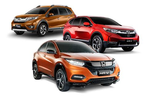 Honda Cars Philippines Sees Strong Suv Sales In 2018