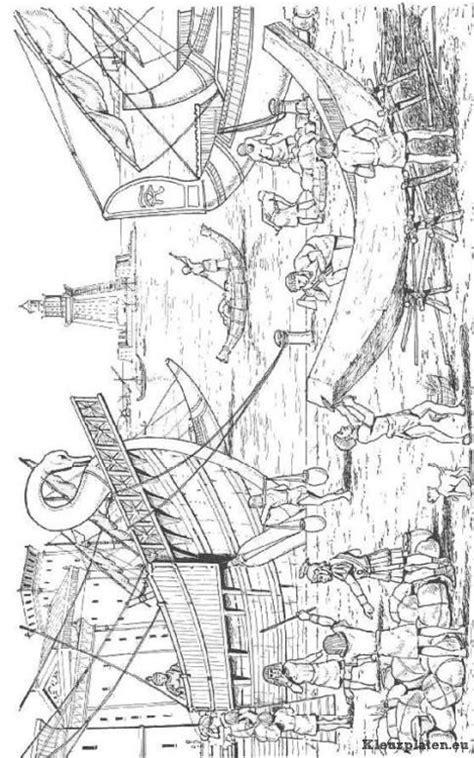 Kleurplaat Ark Survival by Egypte Dagelijks Leven Kleurplaat 491510 Kleurplaat