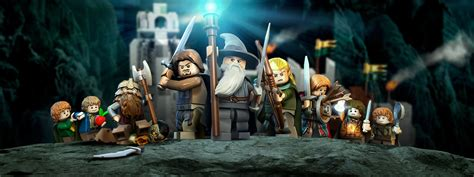 Lego Lord Of The Rings Free Download ~ W3 Seven
