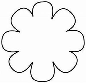 made in craftadise top art crafts home decor blog in With 12 petal flower template