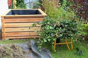 Hochbeet Im Garten : hochbeet im herbst anlegen ~ Whattoseeinmadrid.com Haus und Dekorationen