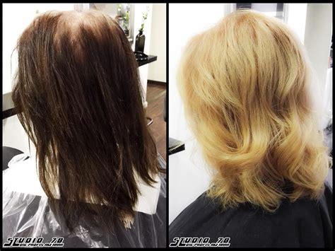 braun zu blond studio 78