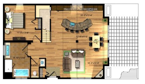 superficie chambre maison neuve plain pied modèle paysanne