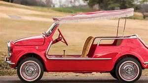 Fiat 500 Jolly : 1958 fiat 500 jolly by carrozzeria ghia youtube ~ Gottalentnigeria.com Avis de Voitures