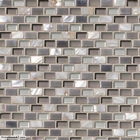 brick mosaic backsplash msi stone keshi blend mini brick mosaic backsplash smot glsmt keshi8mm