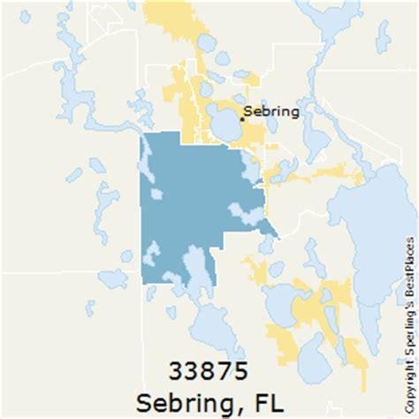 places    sebring zip  florida