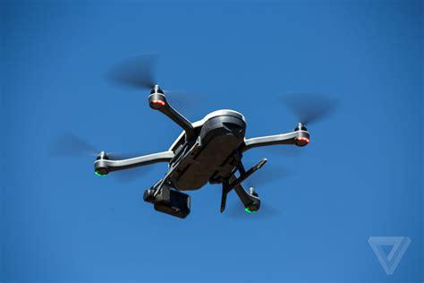 gopros karma drone    follow mode  verge