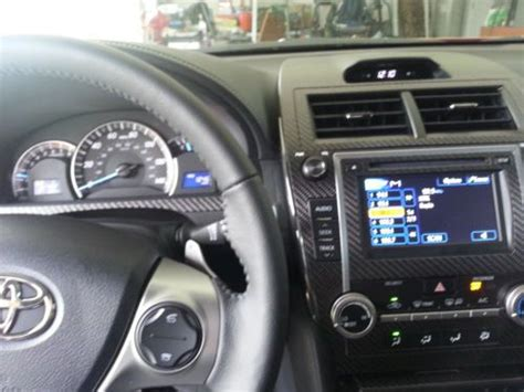 purchase   toyota camry se sports  xsp package