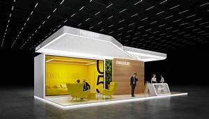 Neustar, Exhibition, Stand, On, Behance