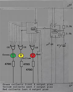 555 timer circuit page 16 other circuits nextgr With traffic light controller circuit