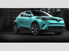 2017 Toyota CHR detailed for Australia ahead of first
