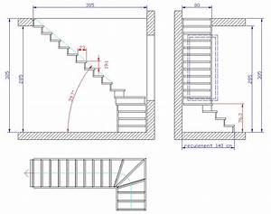 besoin aide pour la creation d un escalier
