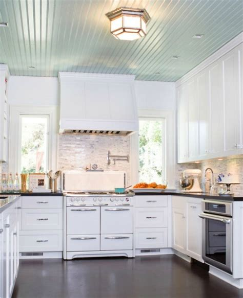 colors for my kitchen painted ceilings for every room the distinctive cottage 5581
