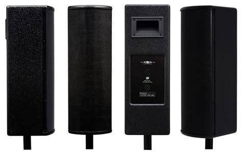 Galaxy Audio LA4 Line Array PA Speaker System