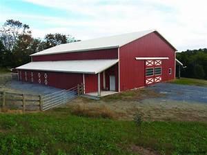 Peb pole steel buildings metal barn building kits h for Aluminum pole barn