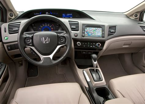 honda civic 2012 interior 2012 honda civic interior car reviews pictures and