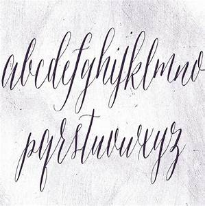 51 best Calligraphy images on Pinterest | Calligraphy ...