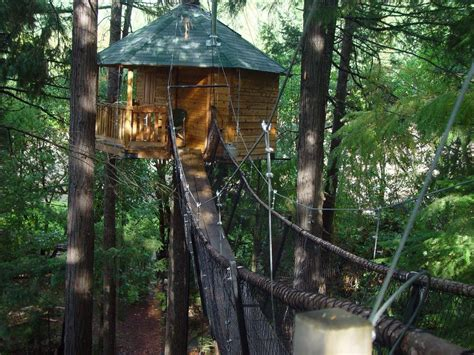 Tree House Resort Oregon - the most kickass oregon treehouse you ve seen is