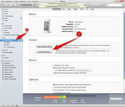 iphone backup erstellen einspielen neues iphone mit